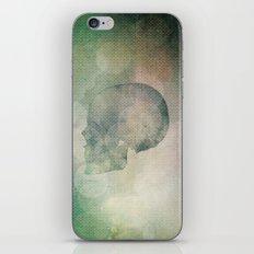 Vintage Skull iPhone & iPod Skin