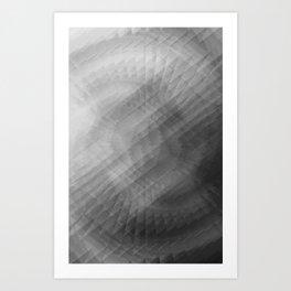Crystal Cadaver Art Print
