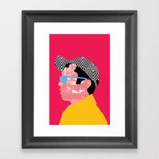 Tommy Framed Art Print
