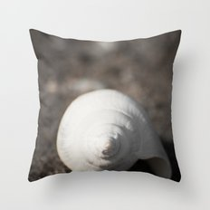 Treasures from the see #3 Throw Pillow