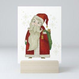 Saint Nicholas Mini Art Print
