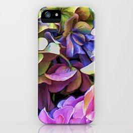 Petalmania iPhone Case