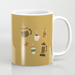 All the Coffee Coffee Mug