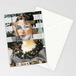 Sandro Botticelli's Flora & Ava Gardner Stationery Cards