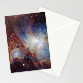 1693. The Orion Nebula in Infrared from HAWK-I  Stationery Cards