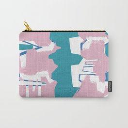 Abstract building Carry-All Pouch
