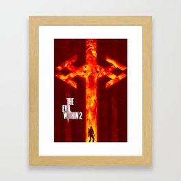 The Evil Within 2 Framed Art Print