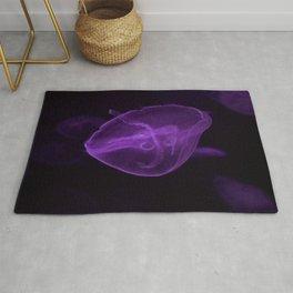 Purple Moons Rug