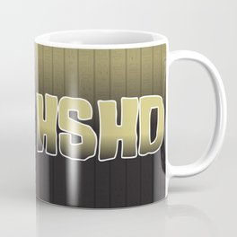 Horrorshow Hot Dog Logo - Mummy variant Coffee Mug