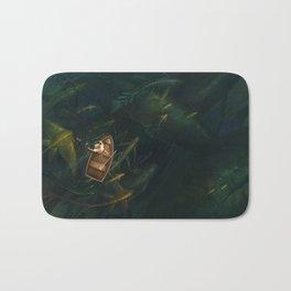 Fishing Bath Mat