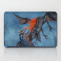 Chasing the Dragon iPad Case