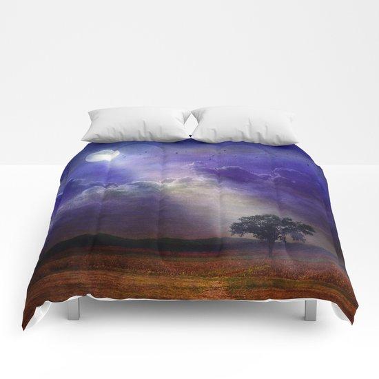 Moonlight. Comforters
