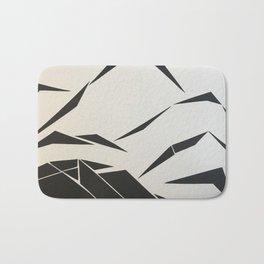 When Mountains Move - B Bath Mat