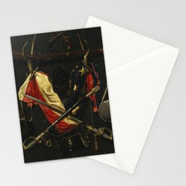 Emblems of the Civil War by Alexander Pope Stationery Cards