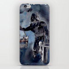 Cat Dad Vader 2 iPhone & iPod Skin