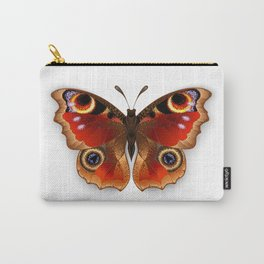 Butterfly Peacock Eye Carry-All Pouch