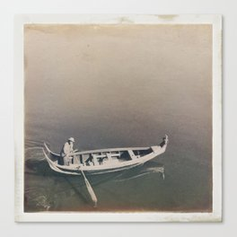 Burmese Memories #6 Canvas Print
