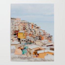 Manarola, Cinque Terre III Poster
