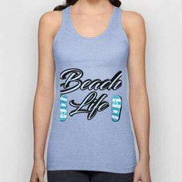 Beach Life Unisex Tank Top