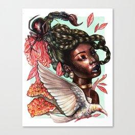 Wicked Ways Canvas Print