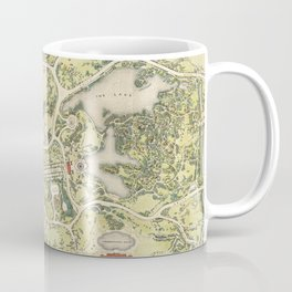 Strolling through history Coffee Mug