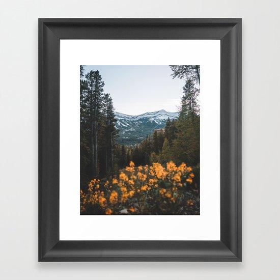 Breckenridge Mountains by rusticbones