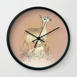 Circle of Compassion Wall Clock