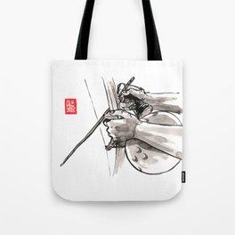"Capoeira 482 ""Berimbau"" Tote Bag"