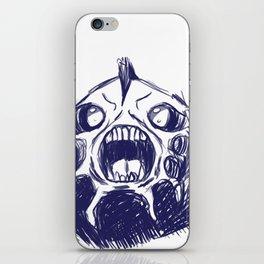 Deep One sketch iPhone Skin
