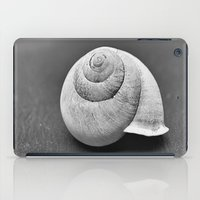 shell iPad Cases featuring Shell by Abigail Burgett