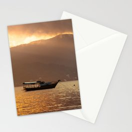 Lagoon Life Stationery Cards