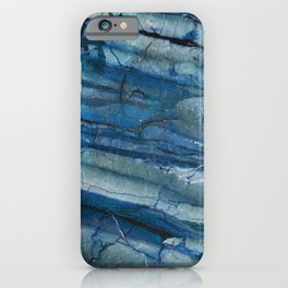 Ocean Depths Blue Marble iPhone Case