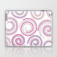 Mosaic Swirls Laptop & iPad Skin