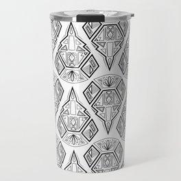 Art Deco, Arabica 2 Travel Mug