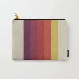 Retro Video Cassette Color Palette Carry-All Pouch