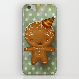 Cannelle iPhone Skin