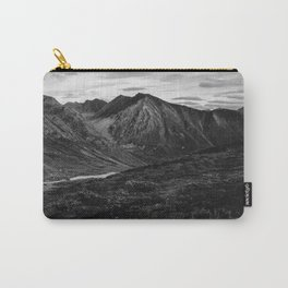 Hatcher Pass Without Color Carry-All Pouch
