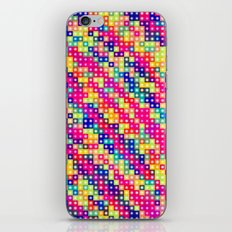 Pixels iPhone & iPod Skin