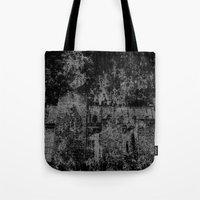 doom Tote Bags featuring Doom by GLR67