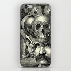 Lithography iPhone & iPod Skin