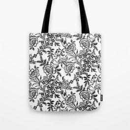 Full Moon Tea Reversed Tote Bag