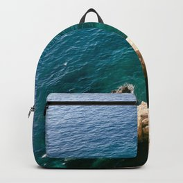 Stairs to the Sea Backpack