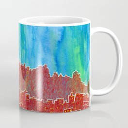 Blood Red City Coffee Mug