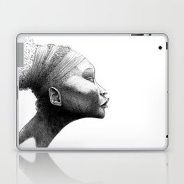 Afro Laptop & iPad Skin