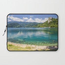 Bled lake Laptop Sleeve