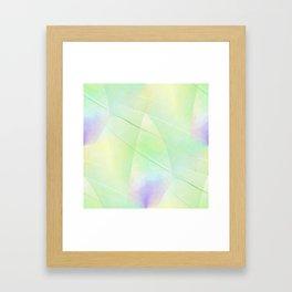 Pattern 2017 002 Framed Art Print