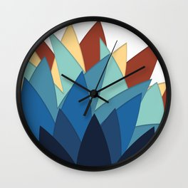 Colours of Stars Wall Clock