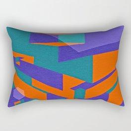 Rectangular Prisms Rectangular Pillow