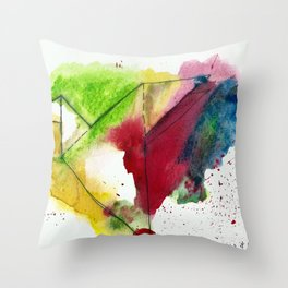 Take Your Origami Skill and Make A Paper Dove Throw Pillow