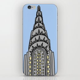 The Chrysler Building Would Look All Wrong in Nappa iPhone Skin